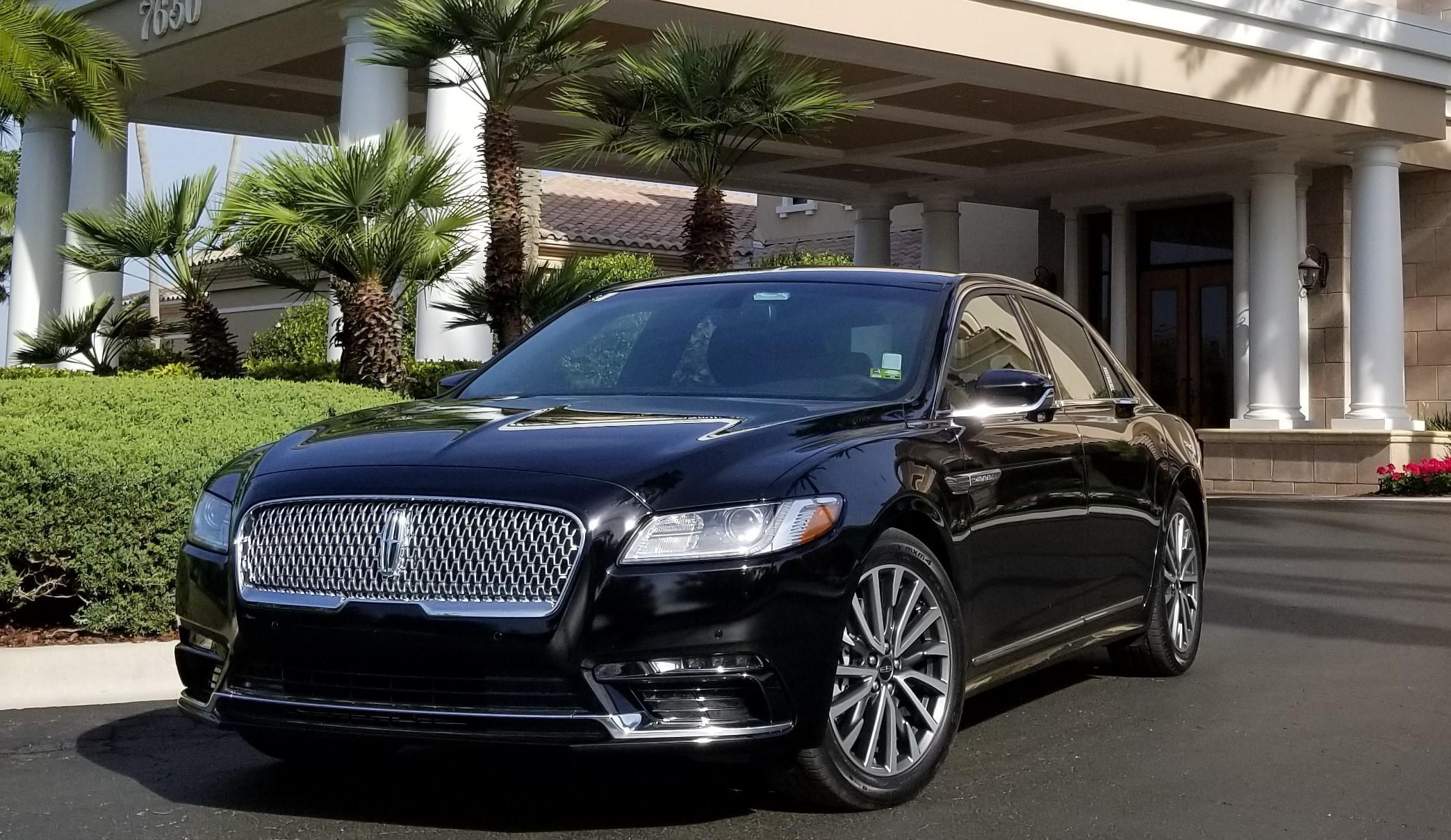Lincoln Continental VIP Executive Sedan